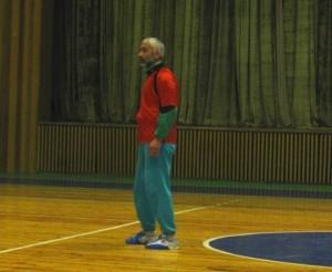 Петър Рачев отново демонстрира чудесните си голмайсторски умения.