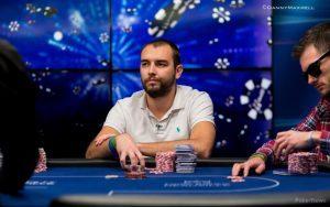 Търновлията Огнян Димов е сред най-добрите ни професионални покер играчи. Source: pokernews.com/Danny Maxwell